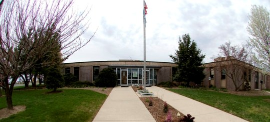 Picture of the Department of Agriculture's main administration building.