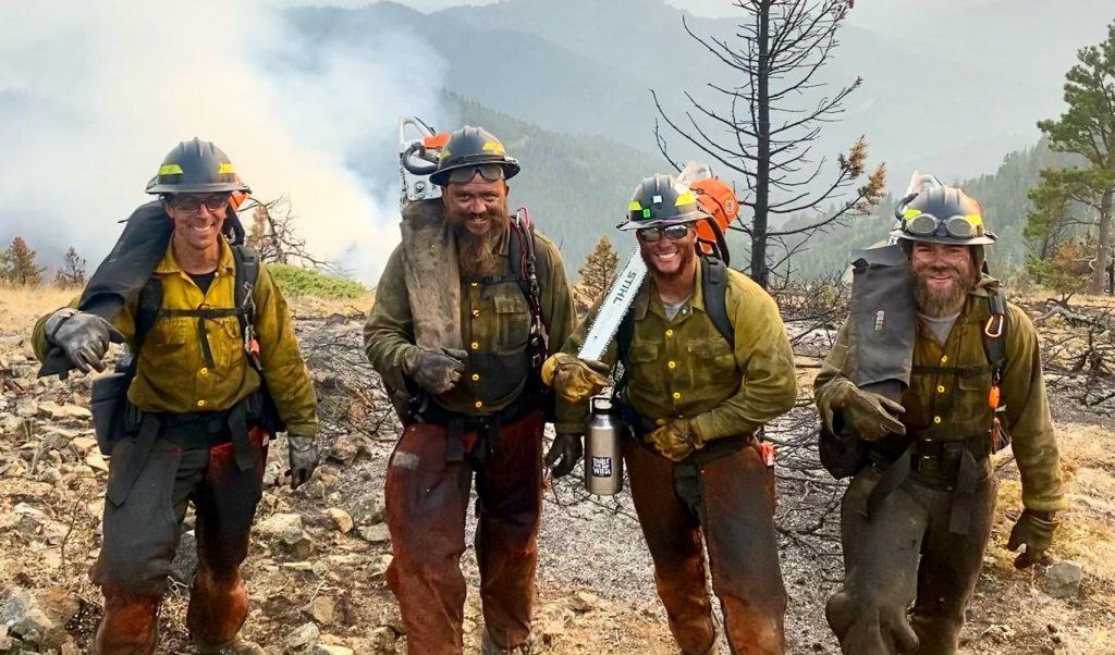 Delaware sawyers in Montana